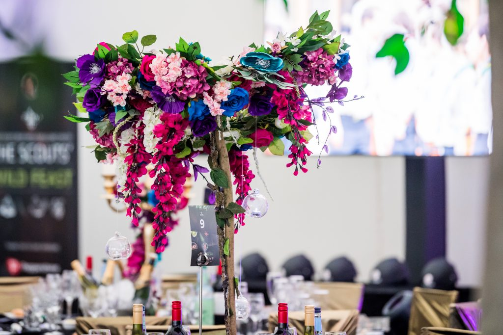 Alice in Wonderland Table Centres
