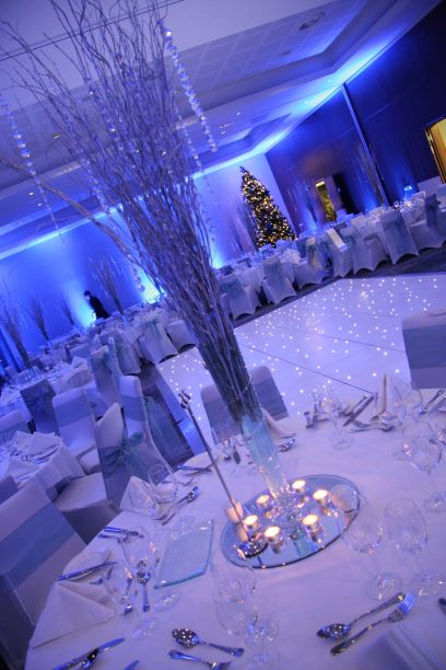 Twinkle Twigs Table Centres