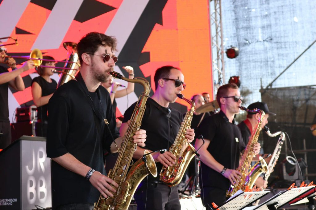 Jazz and Swing Bands