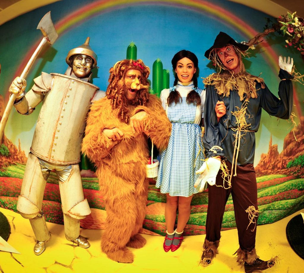Wizard of Oz Themed Entertainment