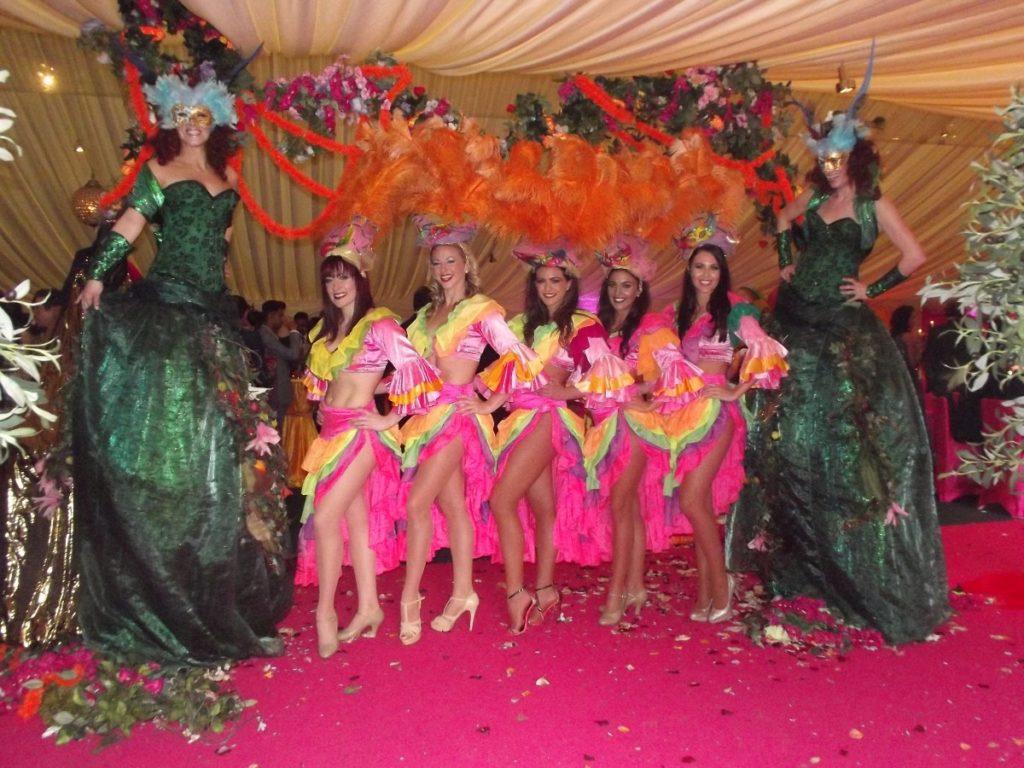 Rio Carnival Theme