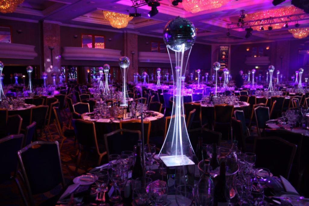 Tall Table Centres