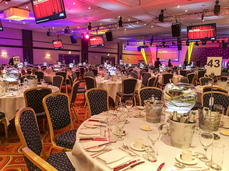Banqueting Chairs Hire