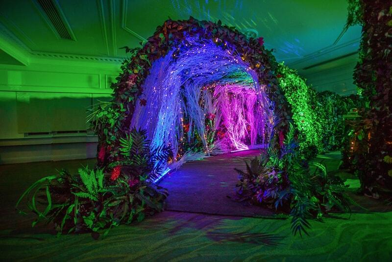 Enchanted Woodland Theme