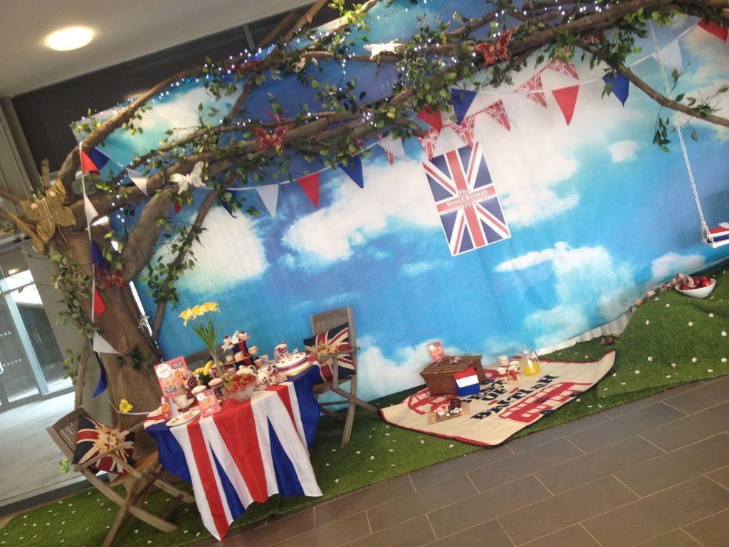 Great British Theme