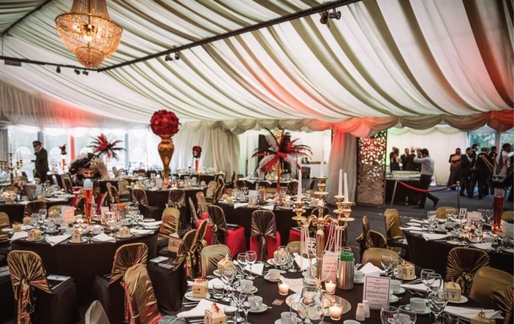 Charity Event Theming