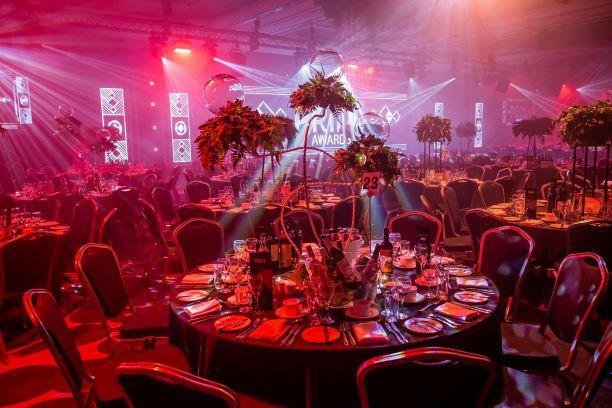 Rainforest Theme Table Centres