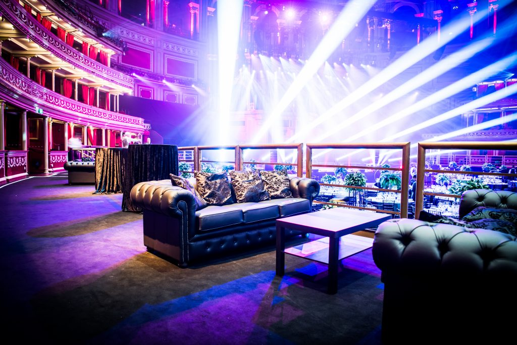 Sofas and Seating Hire